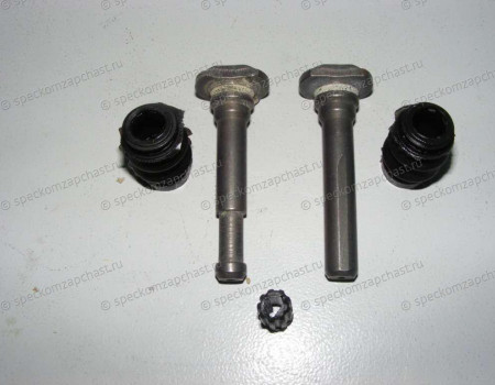 Ремкомплект суппорта переднего (резинки,направляющие) на Форд Транзит - 1433957