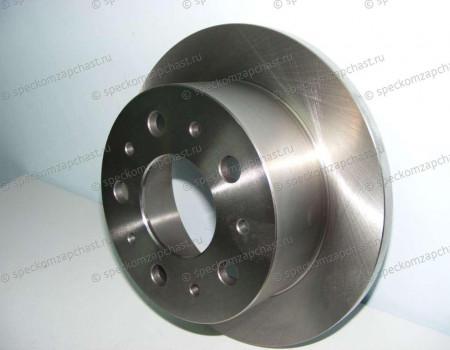 Диск тормозной задний (280 мм) на Фиат Дукато - 46833807