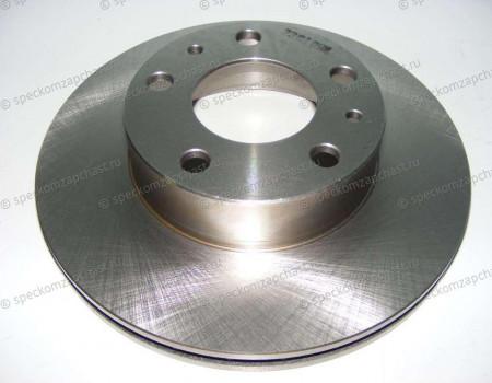 Диск тормозной передний (280 мм) (Q11 Q15) на Фиат Дукато - 51728377