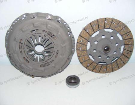 Сцепления комплект (корзина, диск, подшипник) (двумассовый) 120 л.с. на Пежо Боксер - 2052W2
