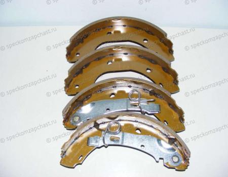 Колодки задние барабанные на Фиат Дукато - 77362286