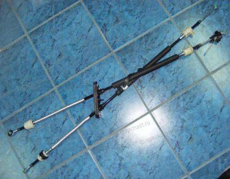 Трос КПП ЕВРО-4 на Пежо Боксер - 1607995380