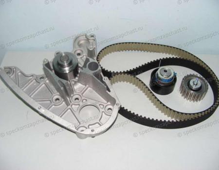Комплект ремня ГРМ (помпа + ремень + 2 ролика) на Фиат Дукато - 71771581