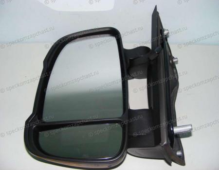 Зеркало левое элект на Пежо Боксер - 8154LX