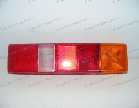 Фонаря заднего стекло левый/правый (прямоугольный) на Форд Транзит - TLFO001LRL
