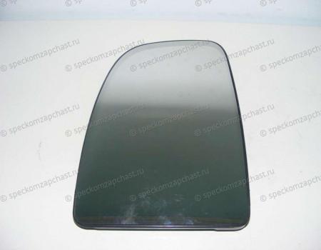 Стекло зеркала верхнее левое обогрев на Пежо Боксер - 8151LJ