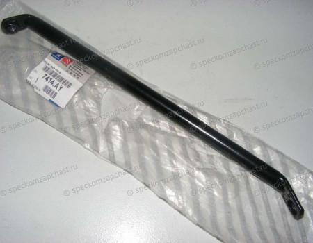 Кронштейн бампера переднего правый на Фиат Дукато - 1336756080