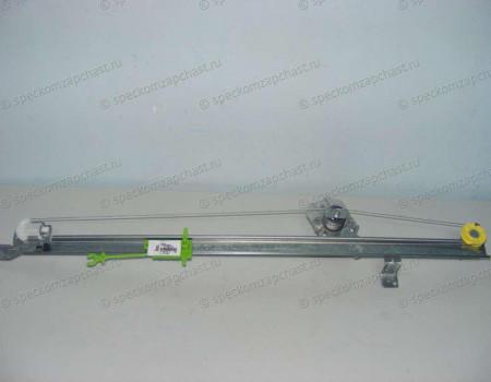 Стеклоподъемник механический левой двери на Фиат Дукато - 1320338080