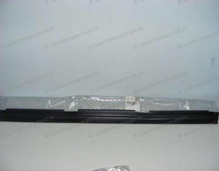 Спойлер бампера переднего на Пежо Боксер - 1609411080