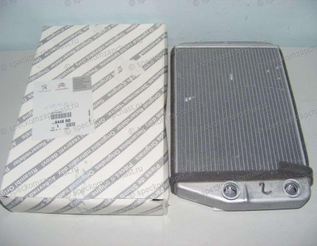 Радиатор печки на Пежо Боксер - 6448R0