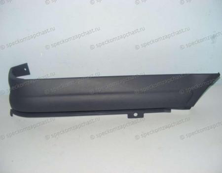 Бампер задний верхний (правая часть) на Форд Транзит - 1751643