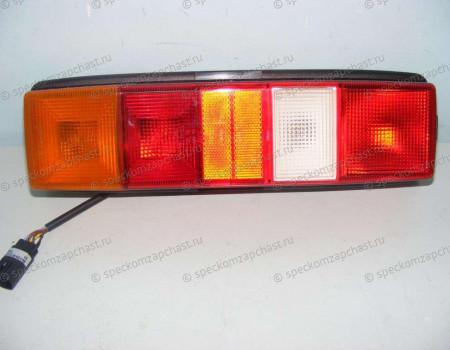 Фонарь задний левый/правый (прямоугольный) на Форд Транзит - 4388140