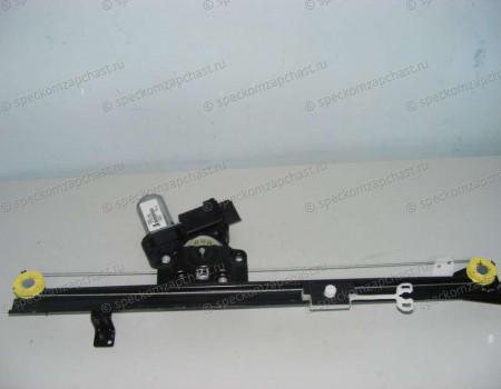 Стеклоподъемник двери передней правый (электрический) + мотор на Пежо Боксер - 1607707180