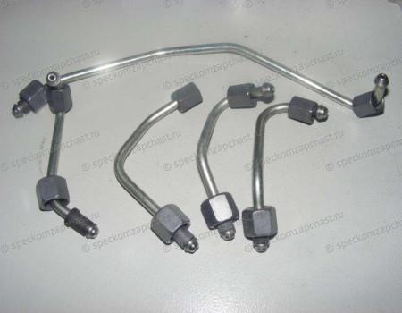 Трубка топливная высокого давления (комплект) на Фиат Дукато - 504097481