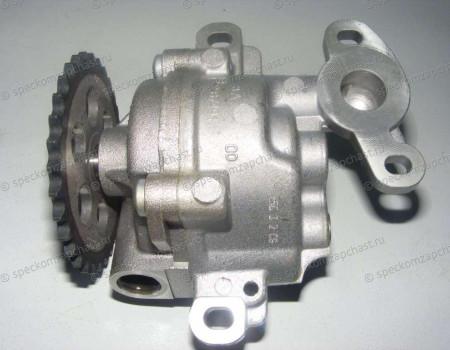 Насос масляный двигателя 2.2 ЕВРО-4 на Пежо Боксер - 1001E9