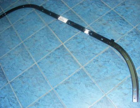 Усилитель (коса крепления) бампера на Пежо Боксер - 7414TA