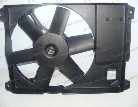 Вентилятор охлаждения радиатора на Фиат Дукато - 1328088080