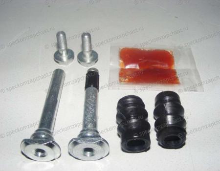 Ремкомплект суппорта тормозного заднего (направляющие, колпачки) на Пежо Боксер - 443940