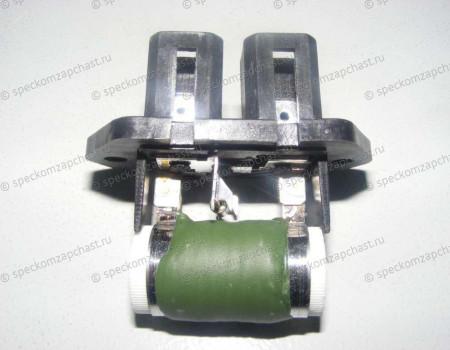 Резистор вентилятора охлаждения (с кондиционером) на Фиат Дукато - 51736821
