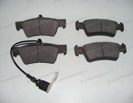 Колодки задние дисковые на Фольксваген Транспортер - 7H8698451