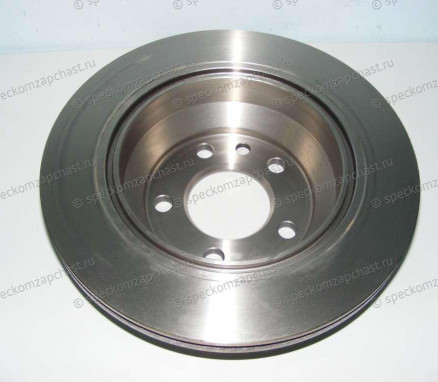 Диск тормозной задний (314x22мм) на Фольксваген Транспортер - 7L6615601G