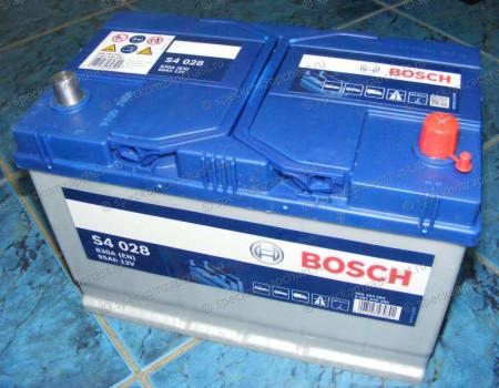 Аккумуляторная батарея 12V/95Ah/830A (обратная) на Hyundai HD - 371105A001
