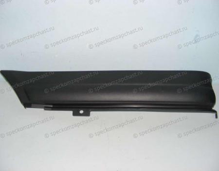 Бампер задний верхний (левая часть) 11- на Форд Транзит - 1750519
