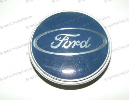 Колпак колеса центральный литье на Форд Транзит - 1329570