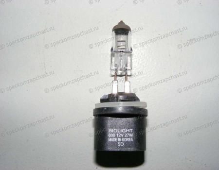 Лампа фары противотуманной H27W/1 (с прямым цоколем) на Хендай Портер 2 - 1864727009S