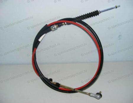 Трос КПП включения (красный) D4AL на Hyundai HD - 437505H102