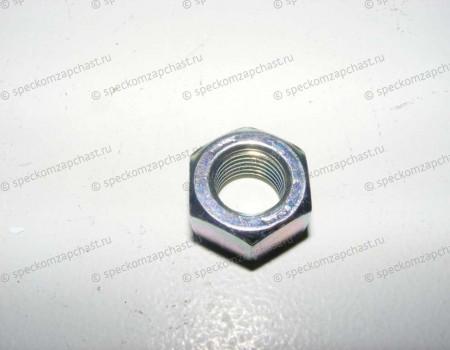 Гайка пальца и серьги рессоры, крепления амортизатора заднего на Хендай Портер 1 - 1346812001