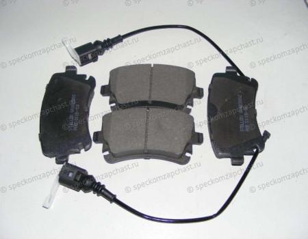 Колодки задние дисковые на Фольксваген Транспортер - 7H0698451