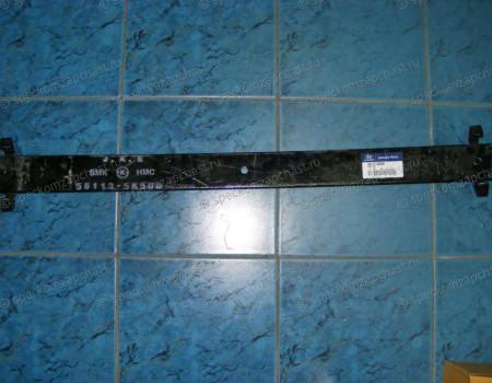 Рессоры лист задней №3 на Hyundai HD - 551135K500
