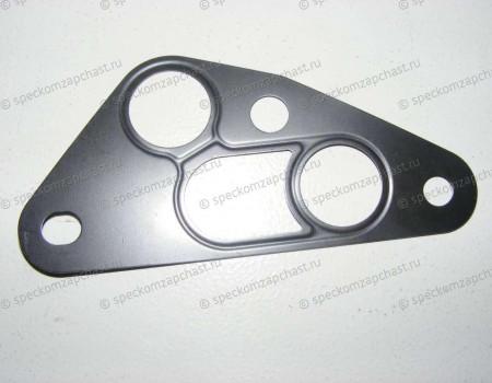 Прокладка теплообменника (радиатора) фильтра масляного на Пежо Боксер - 110447