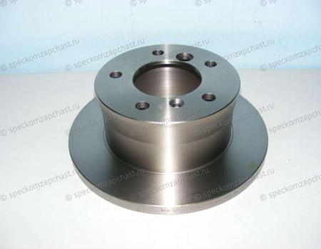 Диск тормозной задний (272 мм) на Мерседес Спринтер - A9024230312