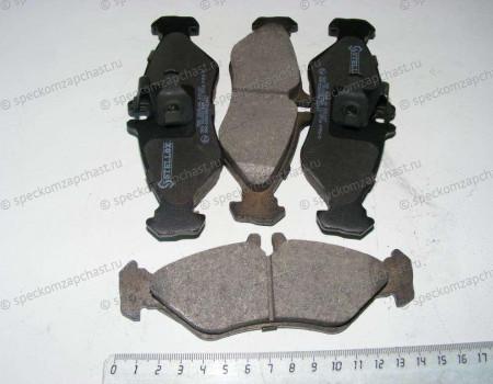 Колодки тормозные задние W901-903 (2,8т) на Мерседес Спринтер - A0044205620