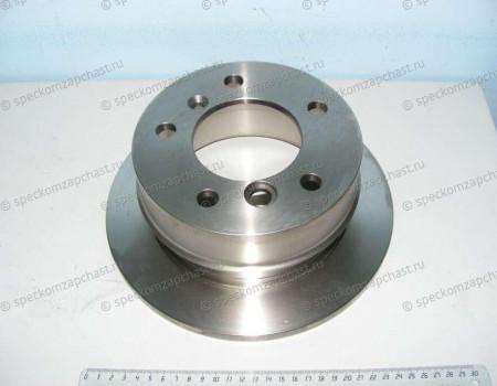 Диск тормозной задний (258 мм) на Мерседес Спринтер - A9014231012