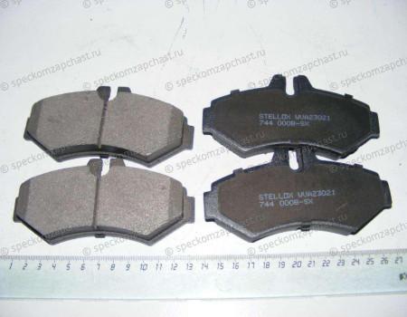 Колодки тормозные задние W909 на Мерседес Спринтер - A0044202520