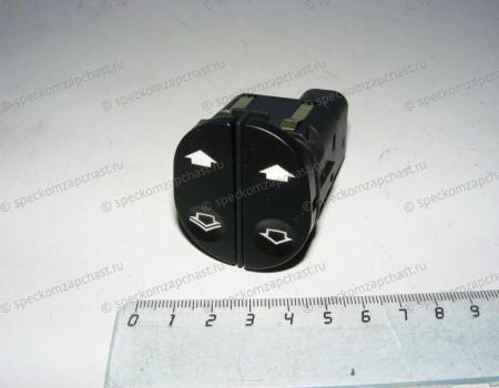 Выключатель стеклоподъемника левый на Форд Транзит - 1459686