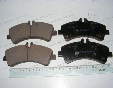 Колодки тормозные задние W906 (5т) на Мерседес Спринтер - A0064204520