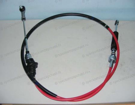 Трос переключения передач КПП 2WD - 1.4TON (J3 - 2.9) на Киа Бонго - 437614E310