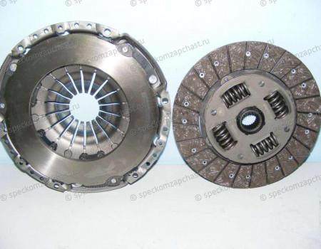 Сцепления комплект (диск + корзина) (8мм) ОМ611/ОМ612 на Мерседес Спринтер - A0202501201