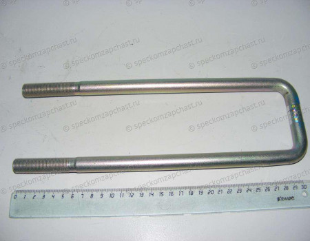 Стремянка рессоры задней (300 мм) на Hyundai HD - 552255K501