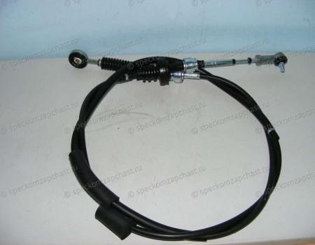 Трос переключения передач КПП (J2 - 2.7) включения на Киа Бонго - 437604E601