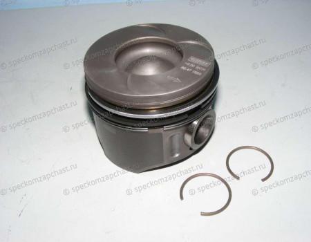 Поршень двигателя OM646 +0.5 (палец + кольца) на Мерседес Спринтер - A6460300717