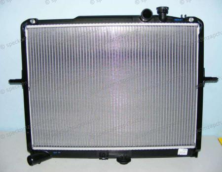 Радиатор охлаждения (J3) на Киа Бонго - 253104E000