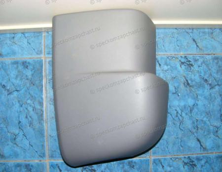 Бампер задний левая часть на Мерседес Спринтер - A9018800371