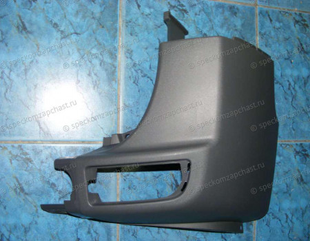 Бампер задний правая часть W906 на Мерседес Спринтер - A9068801171