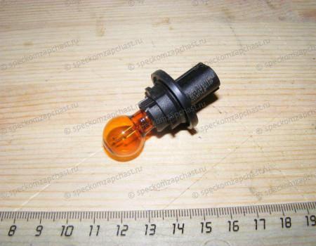 Лампа повторителя поворота в зеркало (+цокаль) (желтая) W906 на Мерседес Спринтер - A0008201277