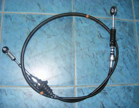 Трос переключения передач КПП (сцепление) 4WD (J3 - 2.9) на Киа Бонго - 437604E410